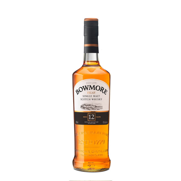Bowmore 12 Year Old Single Malt Scotch Whisky - thedropstore.com