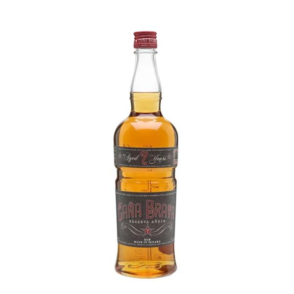 Cana Brava 7yr Old Panama Rum - thedropstore.com