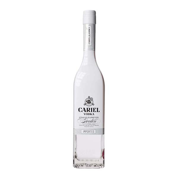 Cariel Batch Vodka - Chalié Richards & Co Ltd T/A The Drop Store