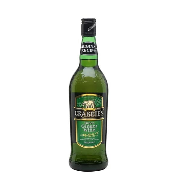 Crabbie's Green Ginger Wine - thedropstore.com