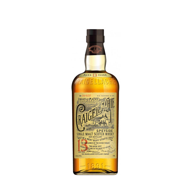 Craigellachie 13 Year Old Single Malt Scotch Whisky - thedropstore.com