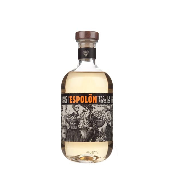 El Espolòn Reposado Tequila - Chalié Richards & Co Ltd T/A The Drop Store