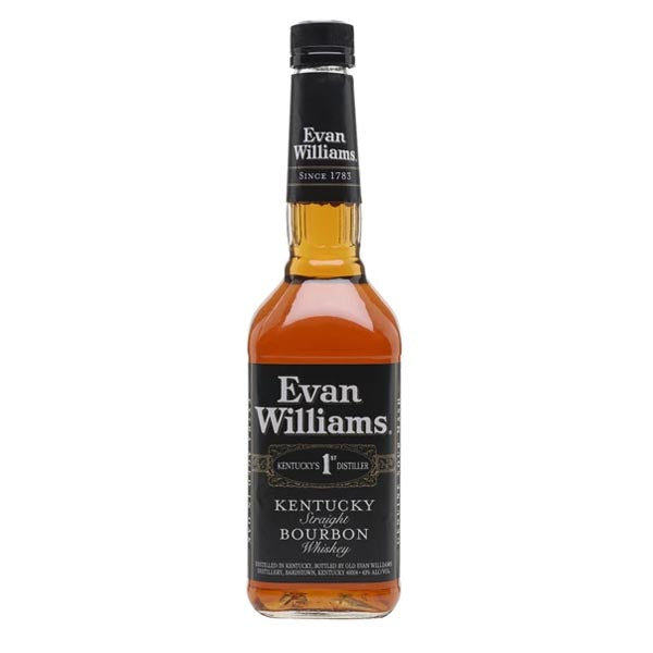Evan Williams Bourbon Extra Age - thedropstore.com
