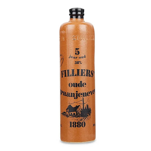 Filliers' 38 5yr Old Oude Graanjenever Gin - thedropstore.com