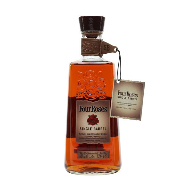 Four Roses Single Barrel Kentucky Straight Bourbon Whiskey - thedropstore.com
