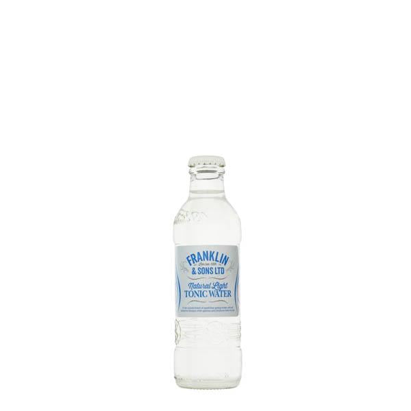 Franklin & Sons Natural Light Tonic Water 4x200ml