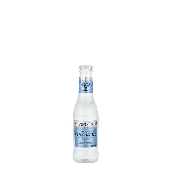 Fever Tree Premium Lemonade 24x200ml - thedropstore.com