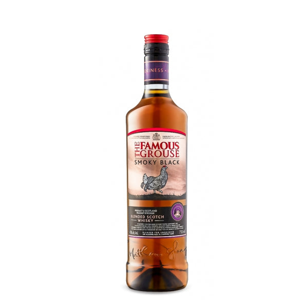 Famous Grouse Smoky Black Scotch Whisky - thedropstore.com