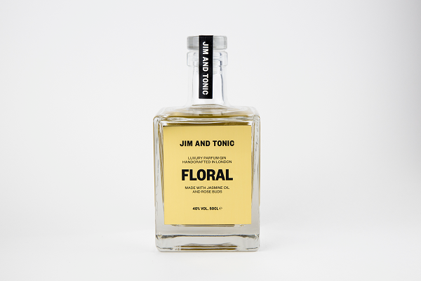 Jim & Tonic Floral Edition Parfum Gin - thedropstore.com
