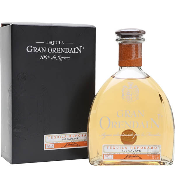 Gran Orendain Reposado Tequila - Chalié Richards & Co Ltd T/A The Drop Store