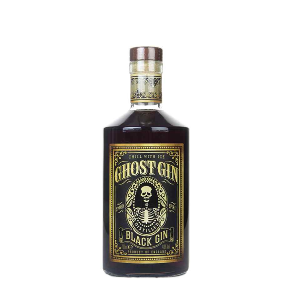 Ghost Black Gin - thedropstore.com