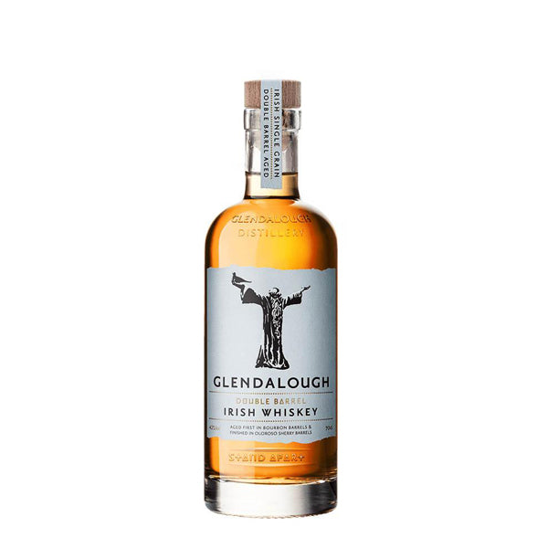 Glendalough Double Barrel Irish Whiskey - thedropstore.com