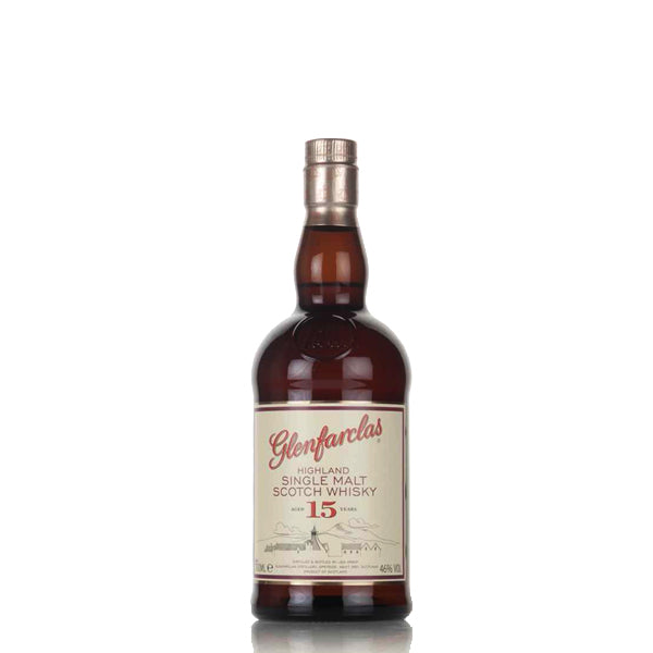 Glenfarclas 15 Year Old Single Malt Scotch Whisky - thedropstore.com