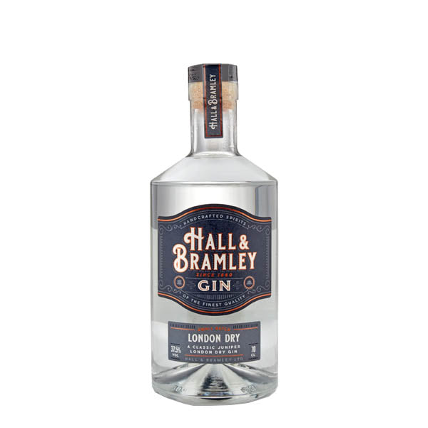 Hall & Bramley London Dry Gin - thedropstore.com