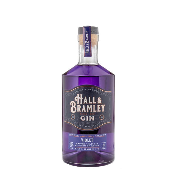 Hall & Bramley Violet Gin - thedropstore.com