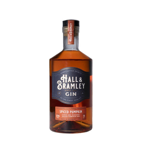 Hall & Bramley Spiced Pumpkin Gin - thedropstore.com