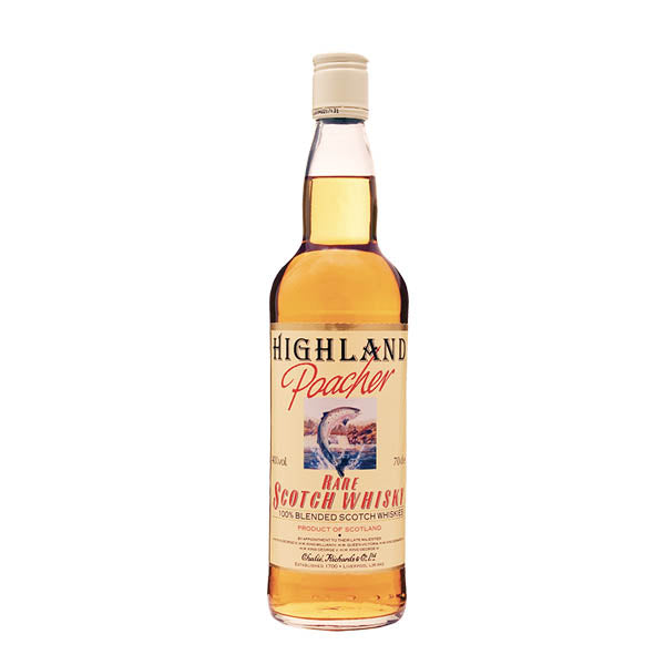 Highland Poacher Scotch Whisky - thedropstore.com