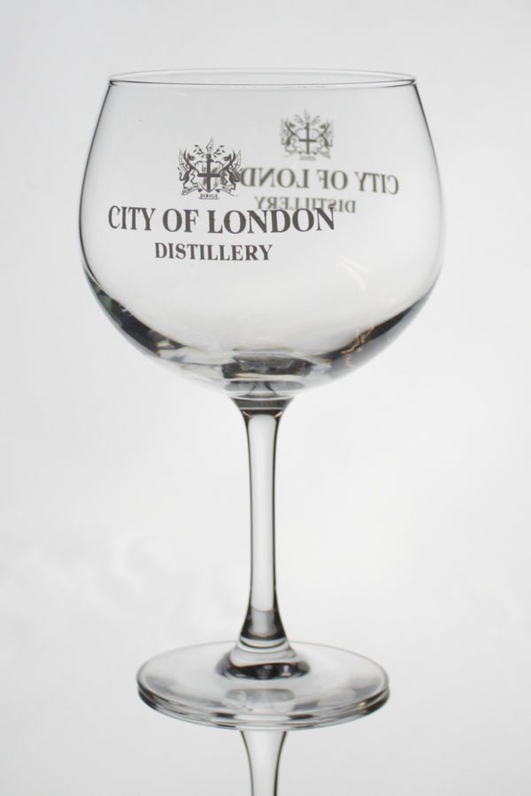 City of London Distillery Copa Glass - thedropstore.com