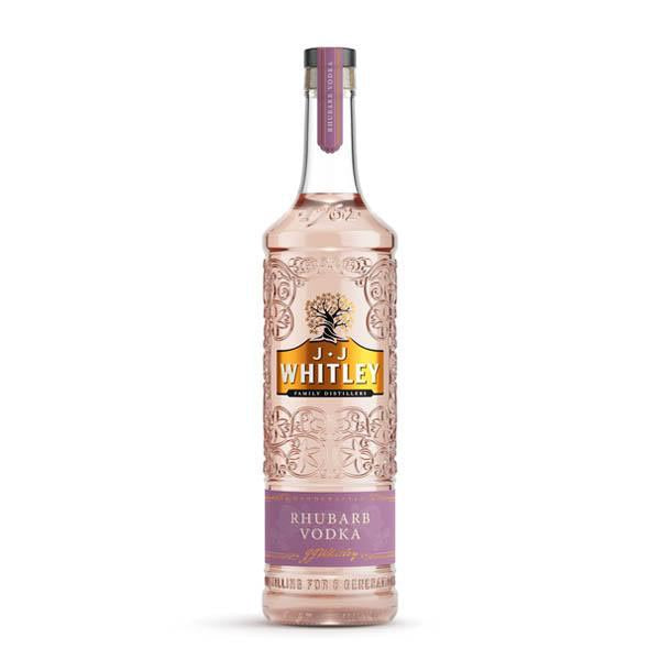 JJ Whitley Rhubarb Russian Vodka 1 litre