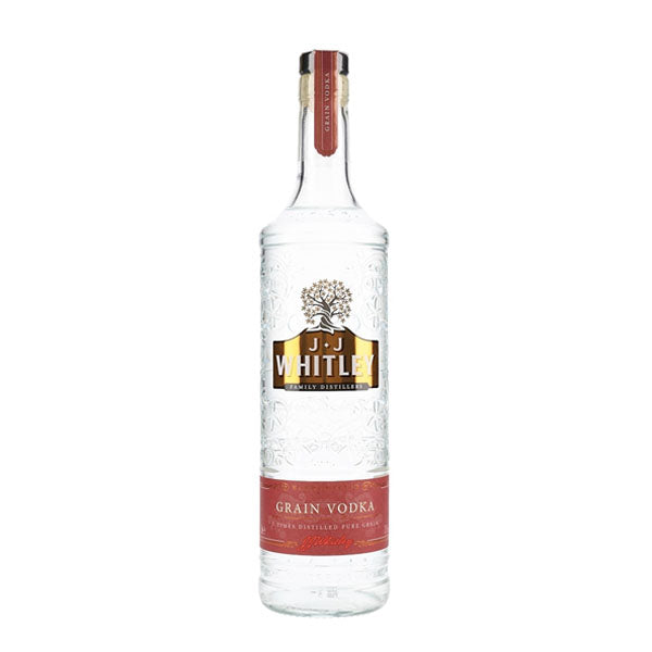 JJ Whitley Grain Vodka - thedropstore.com