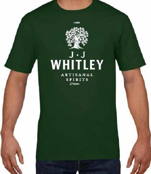 JJ Whitley T-Shirt - thedropstore.com