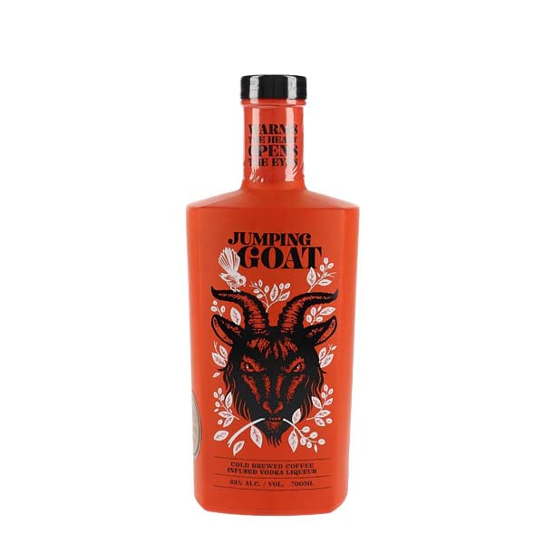 Jumping Goat Coffee Vodka Liqueur - thedropstore.com