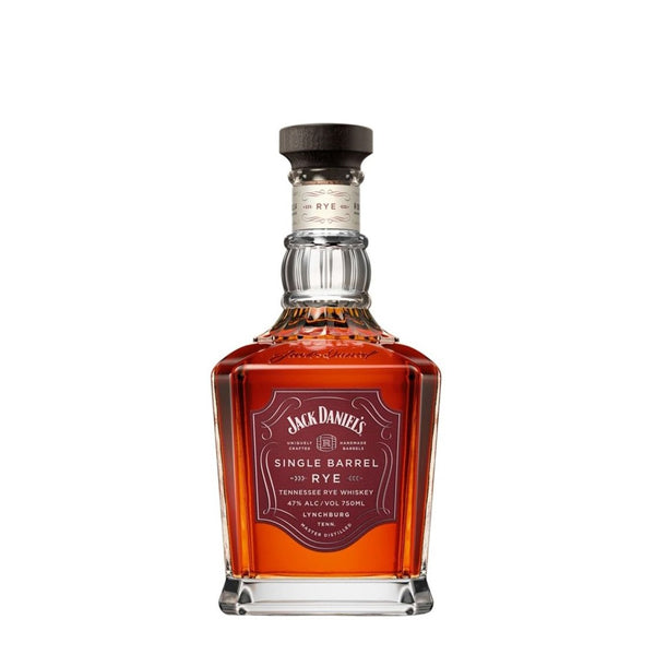 Jack Daniels Single Barrel Rye Tennessee Whiskey - thedropstore.com