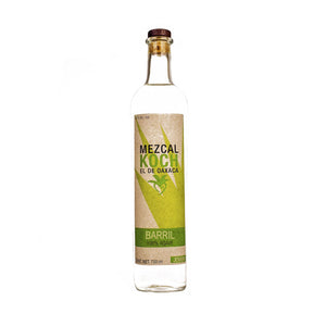 Koch Barril Mezcal 47.2% 70cl