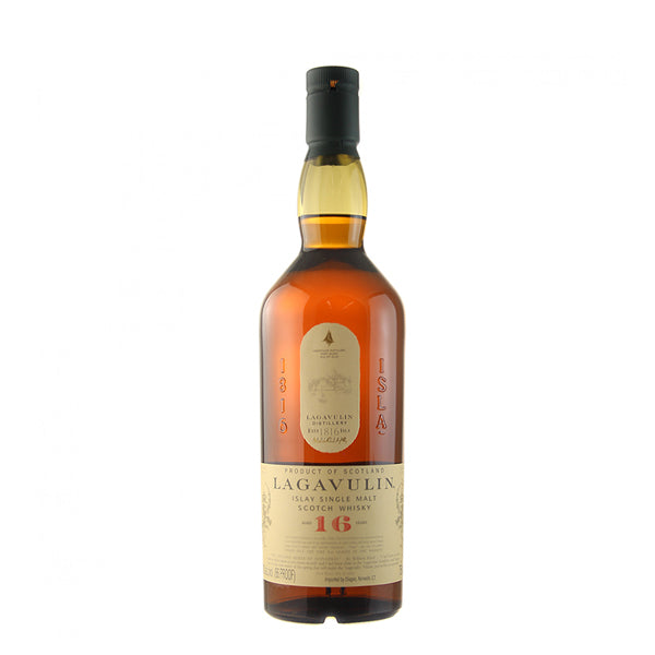Lagavulin 16 Year Old Single Malt Scotch Whisky - thedropstore.com
