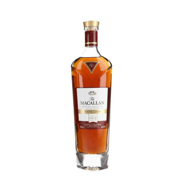 Macallan Rare Cask Batch 2 Single Malt Scotch Whisky - thedropstore.com
