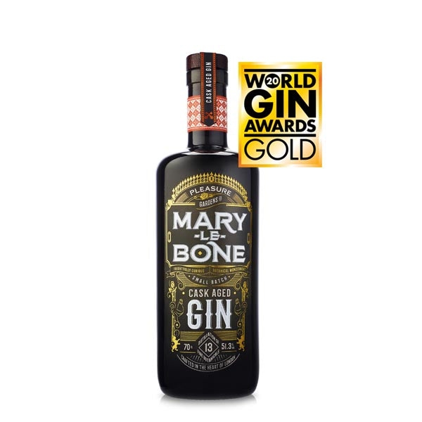 Mary-Le-Bone Cask Aged Gin - thedropstore.com