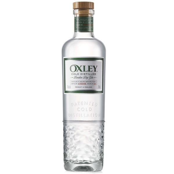 Oxley Classic London Dry Gin - thedropstore.com