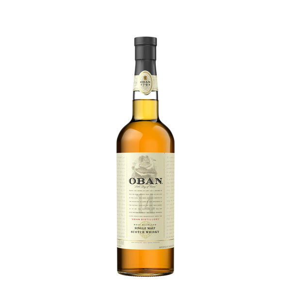 Oban 14 Year Old Single Malt Whisky - thedropstore.com