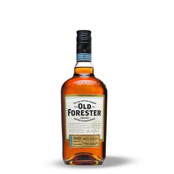 Old Forester Kentucky Straight Bourbon Whisky - thedropstore.com