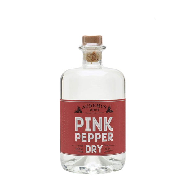 Pink Pepper Dry Gin Audemus - thedropstore.com