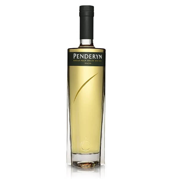 Penderyn Peated Single Malt Welsh Whisky - thedropstore.com