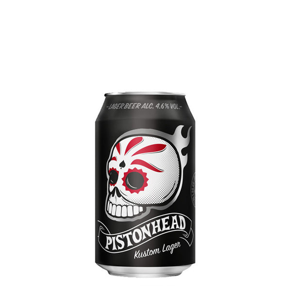 Pistonhead Kustom Lager 24 Can Case - thedropstore.com
