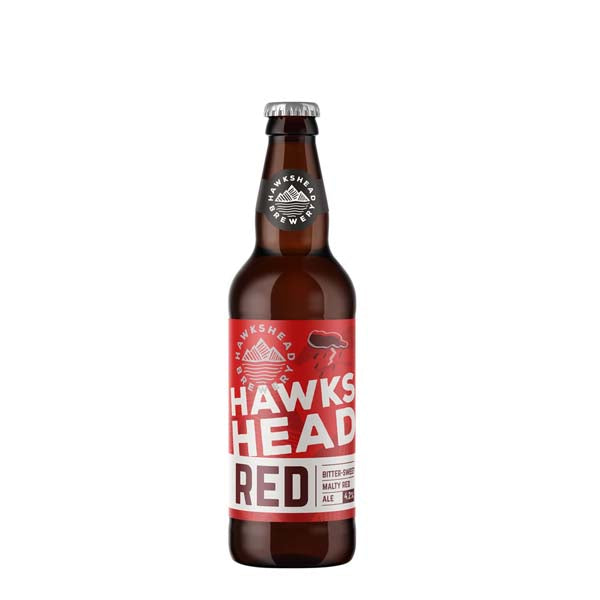 Hawkshead Red 8 Bottle Case - thedropstore.com