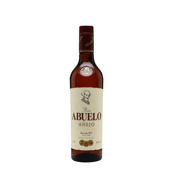 Ron Abuelo Anejo 5 Year Old Golden Rum - thedropstore.com
