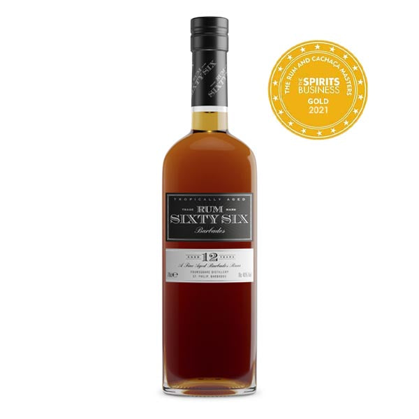 Rum Sixty Six Family Reserve 12 Years Old Rum