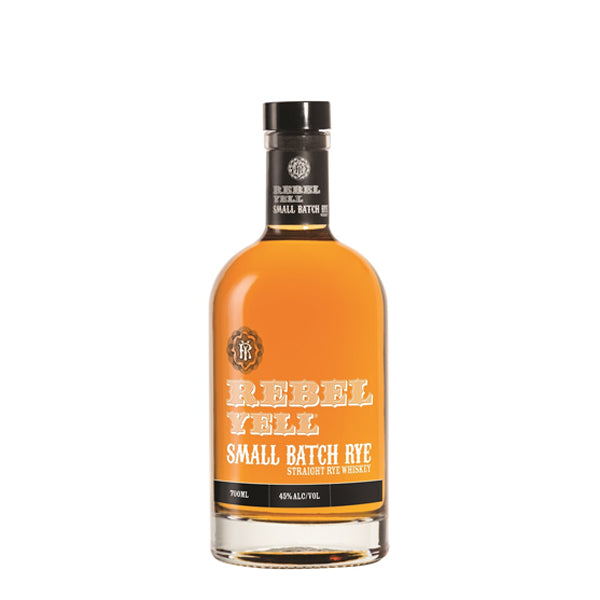 Rebel Yell Small Batch Rye Whiskey - thedropstore.com