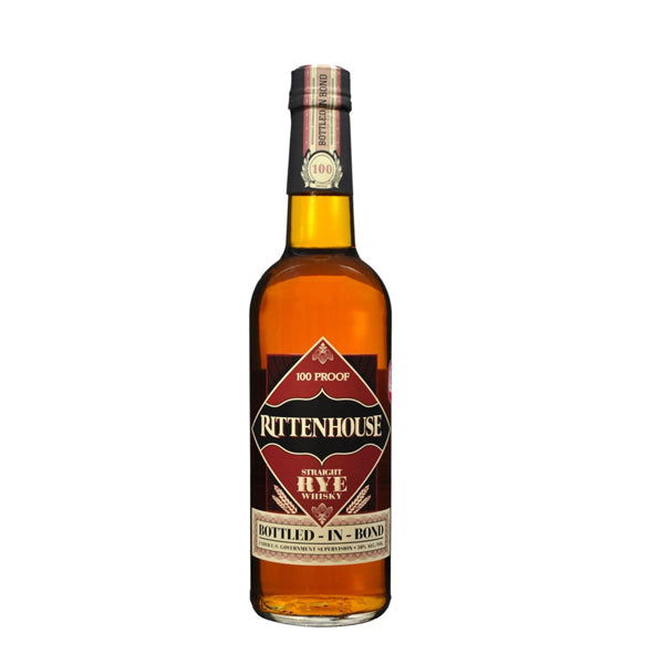 Rittenhouse Straight Rye Whiskey - thedropstore.com