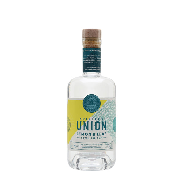 Spirited Union Lemon & Leaf Rum - thedropstore.com