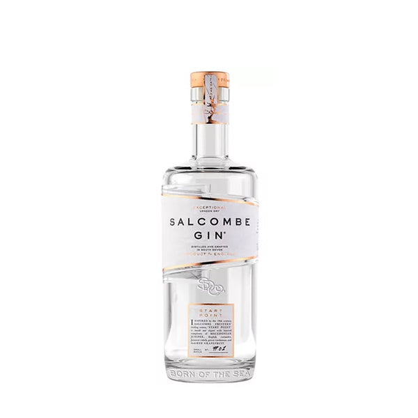 Salcombe Gin Start Point - thedropstore.com