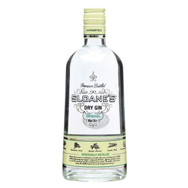 Sloane's Dry Gin - thedropstore.com