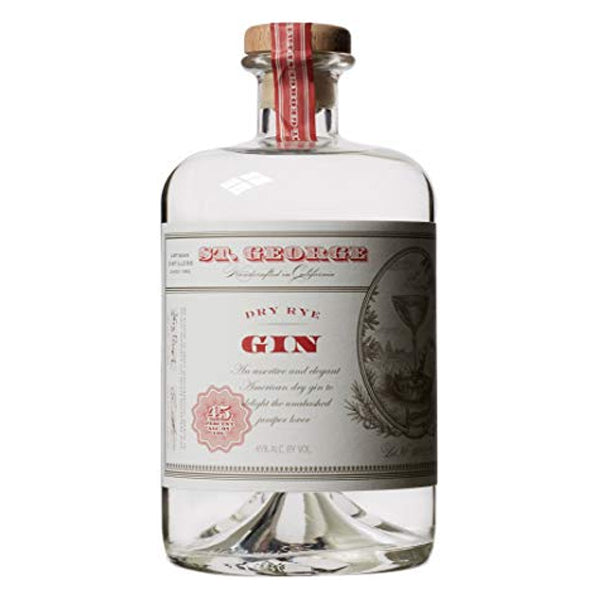 St George Dry Rye Gin - thedropstore.com
