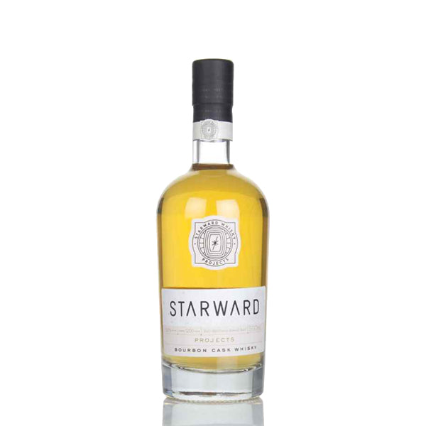 Starward Projects Bourbon Cask Whisky - thedropstore.com