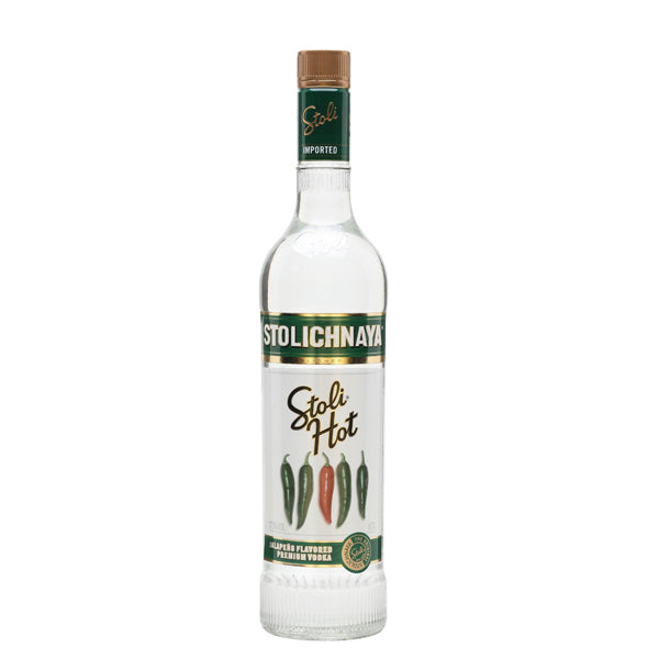 Stolichnaya Hot Vodka - thedropstore.com