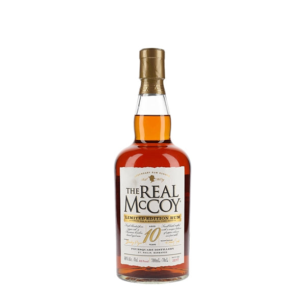 The Real McCoy Virgin 10 Year Old Rum - thedropstore.com