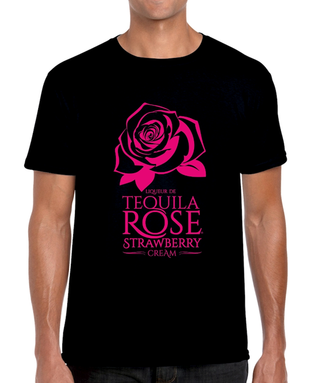 Tequila Rose T-Shirt - Chalié Richards & Co Ltd T/A The Drop Store